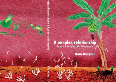 PhD research, relationship Fusarium wilt, bananas, Indonesia